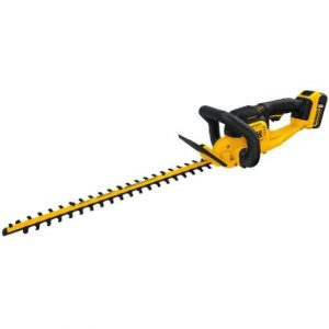 DEWALT DCHT820P1 20 V-Max Hedge Trimmer - The Best Hedge Trimmer 2018!