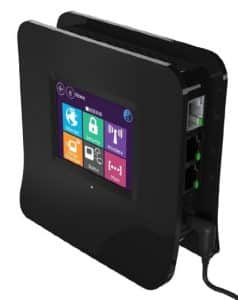 Securifi Almond - (3 Minute Setup) Touchscreen Wireless Router - Range