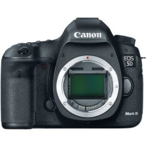 Best Vlogging Camera (Canon EOS 5D Mark III)