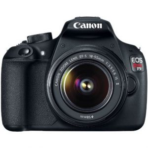 Best Vlogging Camera (Canon EOS Rebel T5 )