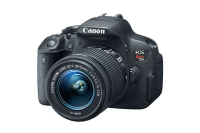 Canon EOS Rebel T5i (Best Vlogging Cameras 2019)