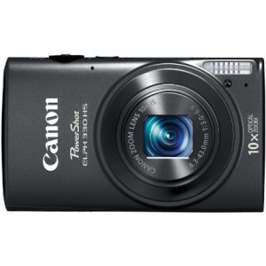 Canon PowerShot ELPH 330 12.1MP(Best Vlogging Cameras 2019)