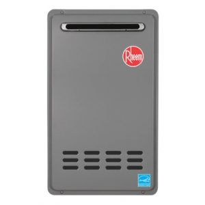 Rheem RTG-64XLN 6.4 GPM Low NOx Outdoor Tankless Natural Gas Water heater