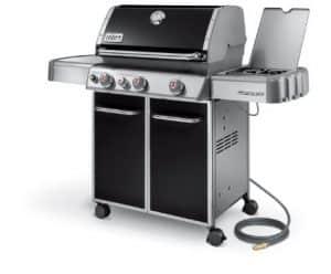 Weber Genesis 6631001 E-330 637-square-inch 38,000-BTU Natural-Gas Grill