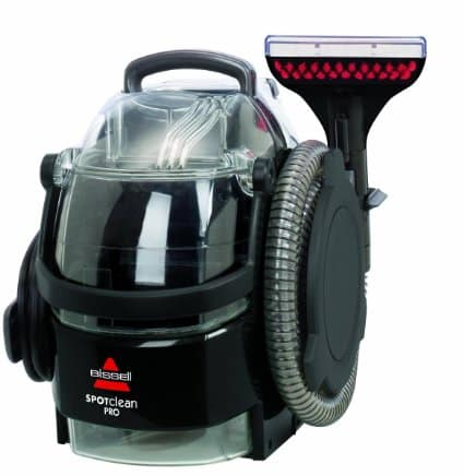 Bissell 3624 - Our recommended low-budget pick!