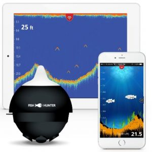 FishHunter PRO, The World's Fastest Wireless Portable Fish Finder
