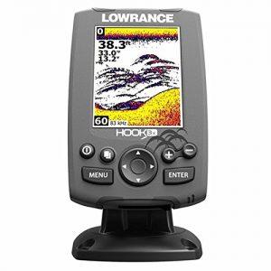 Lowrance 000-12635-001 Hook-3X Sonar, W- 83-200 XDCR