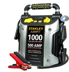Stanley 500 AMP Jump Starter with Compressor J5C09