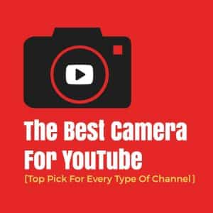 Best camera for youtube graphic